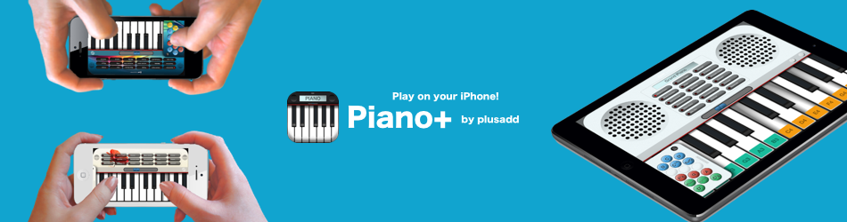 Piano+ by Plusadd